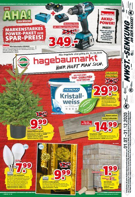 Hagebaumarkt HGB 34