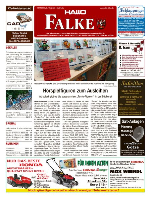 Markt Schwabener Falke vom 08.07.2020