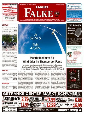 Markt Schwabener Falke vom 19.05.2021