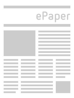 Intelligenzblatt Dorfen Wochenende vom 07.03.2020