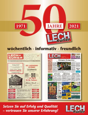 50 Jahre Lechkurier