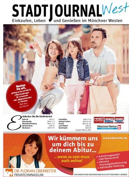 Stadtjournal West KW24 / 2021