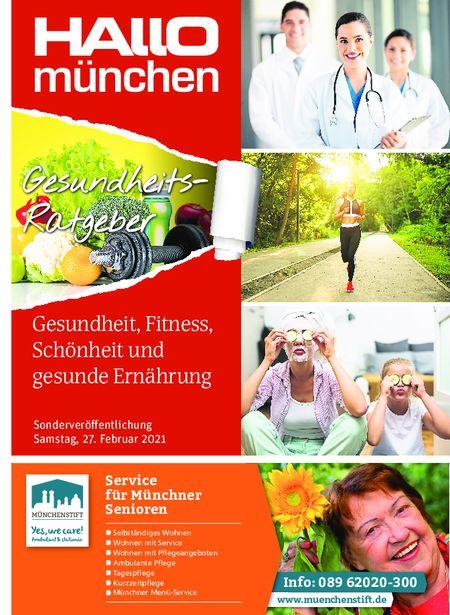 Gesundheitsratgeber Hallo München