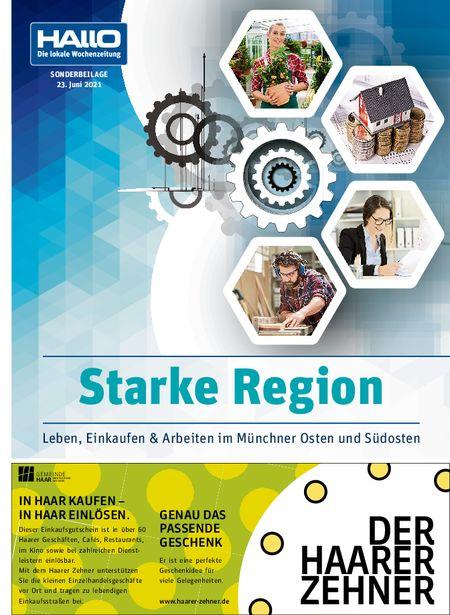 Hallo Verlag Wirtschaftsbeilage Juni 2021