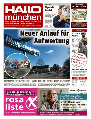 Hallo München Südwest vom 11.03.2020