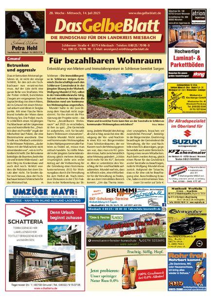 Rundschau Miesbach vom 14.07.2021