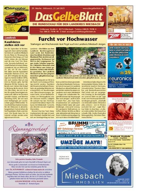 Rundschau Miesbach vom 21.07.2021